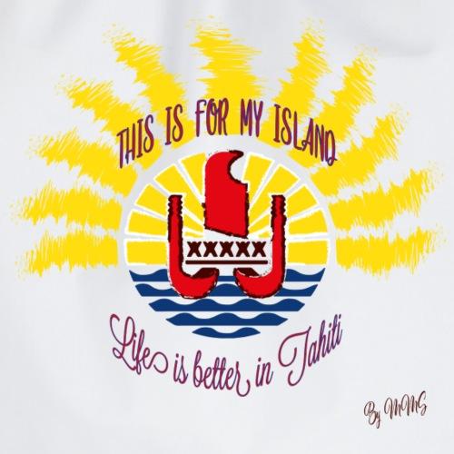 Tahiti by MMS - Sac de sport léger