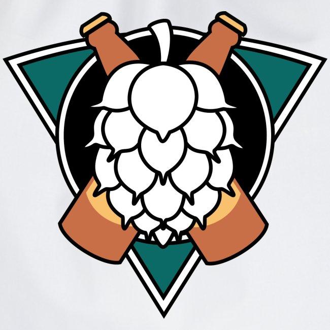 Mighty hops Original logo