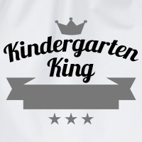 Kindergarten King - Turnbeutel
