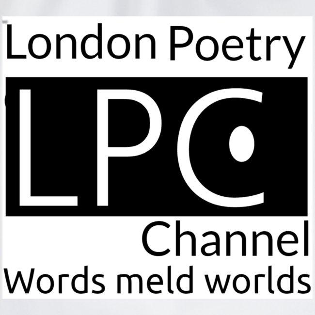 London Poetry Channel united kingdom Logo