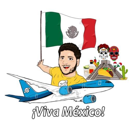¡Viva México! - Viaja con Yoel - Mochila saco