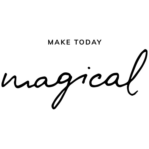 Make today magical - Turnbeutel