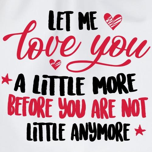 Love a little - Turnbeutel