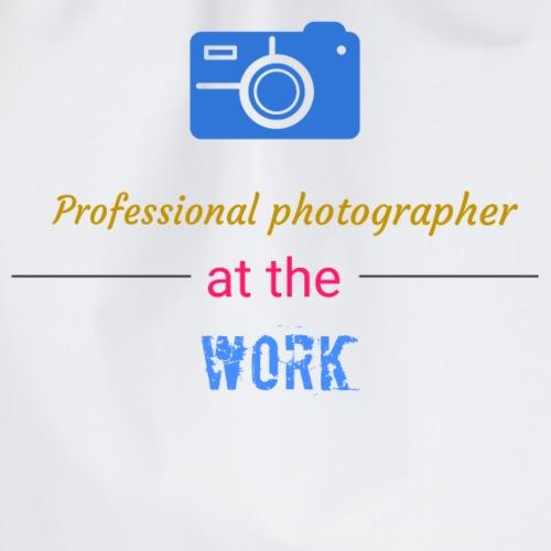 Professional photographer - Turnbeutel