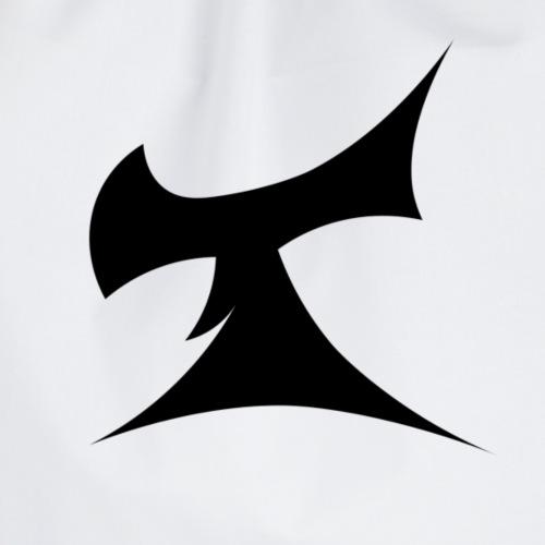 Tryzen STREAMER Logo - Turnbeutel