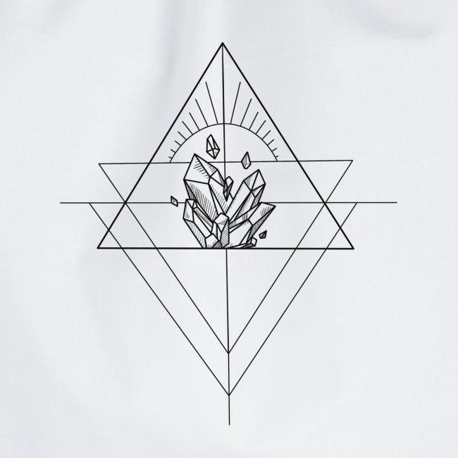 crystal triangle