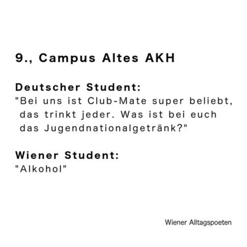 Wiener Alltagspoeten_Nationalgetränk - Turnbeutel
