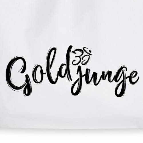 Goldjunge Basic Black