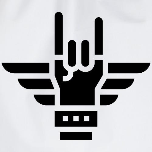 Shaking Hand - Turnbeutel
