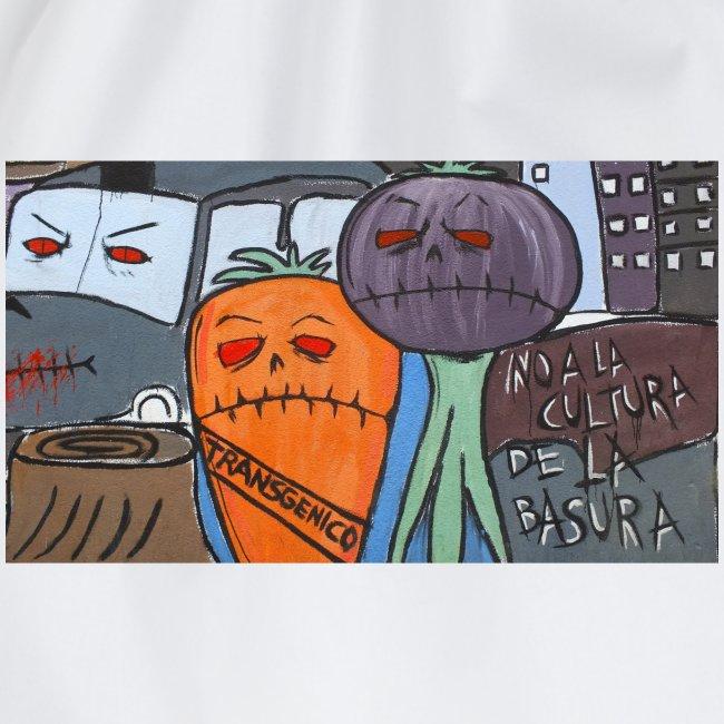 Die Gemüse gang