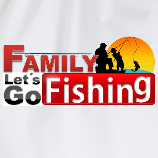 FAMILY LET´S GO FISHING FONDO