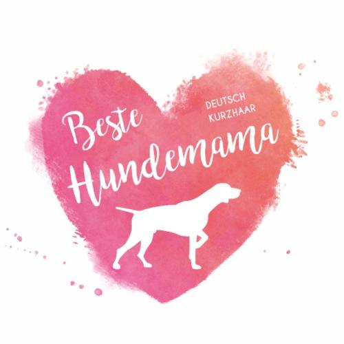 Beste Hundemama Deutsch Kurzhaar - Turnbeutel