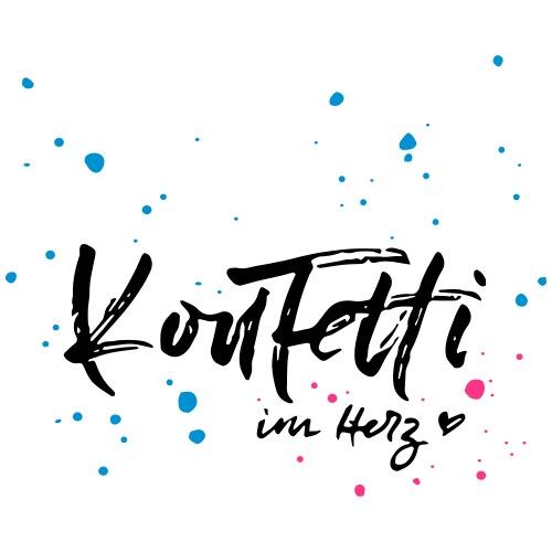 konfetti - Turnbeutel
