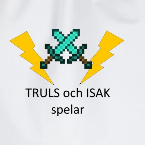 Truls och Isak Merch - Gymnastikpåse