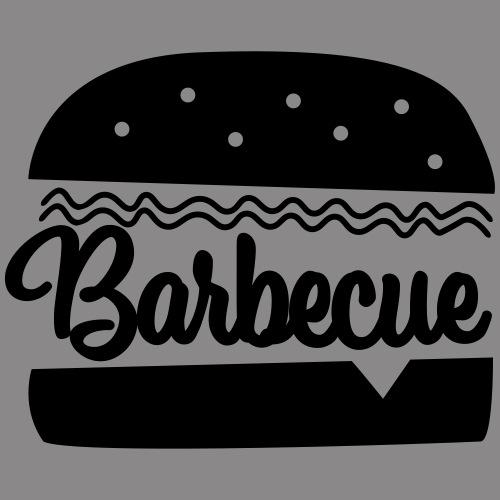 Barbecue - Burger - Turnbeutel