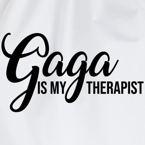 Gaga is my therapist - Sac de sport léger