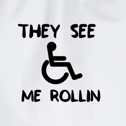 They See me rollin - Turnbeutel