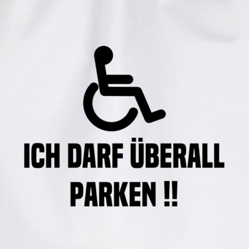 Parken - Turnbeutel
