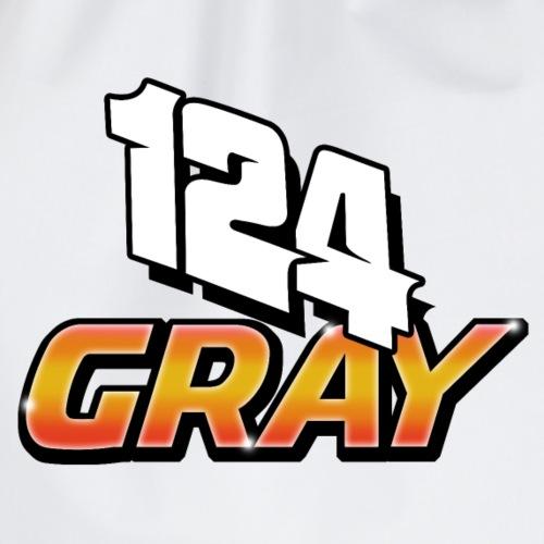 124 Kyle Gray Brisca 2019 Design 2 - Drawstring Bag