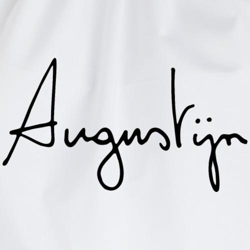 augustijn logo - Gymtas