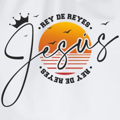 Jesus Rey de Reyes - Mochila saco