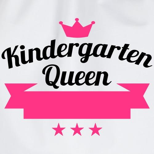 Kindergarten Queen - Turnbeutel