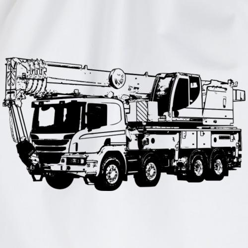 Kran Mobilkran Schnellläufer 1060 60 tonner LKW