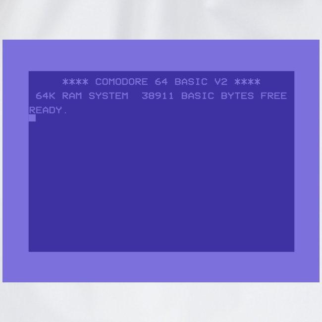 c64 Startscreen