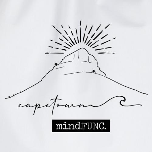 capetown mindfunc - Turnbeutel