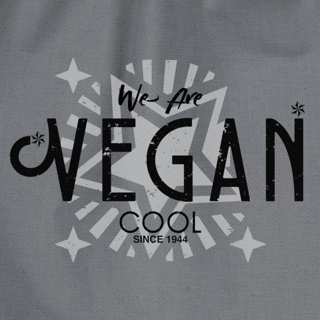 We Are Vegan Cool