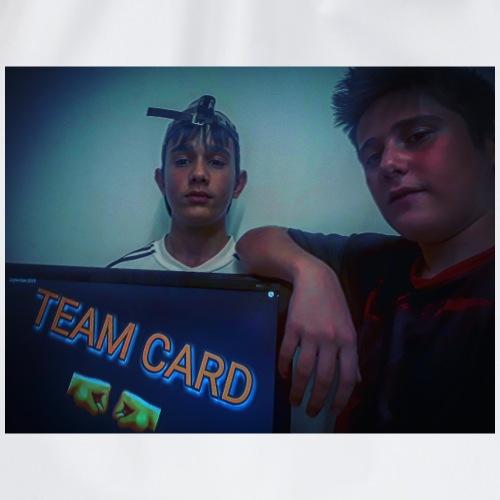 team-cardx09 - Turnbeutel