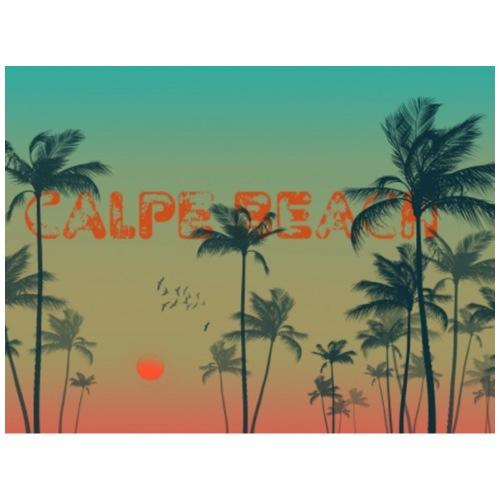 Calpe Beach - Mochila saco