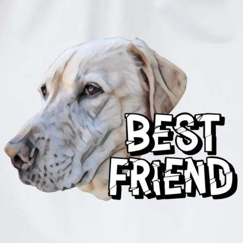 best friend - Turnbeutel