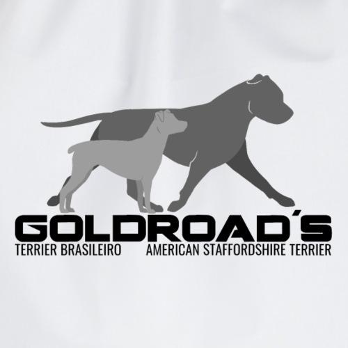 Goldroads1a - Gymnastikpåse
