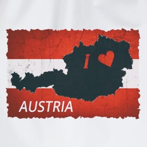 Austria Love - Turnbeutel
