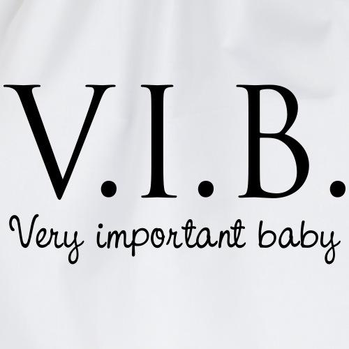 sehr sehr wichtiges baby - Turnbeutel