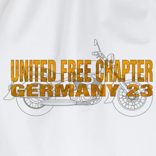 UFC GERMANY 23 Bike-Silhouette