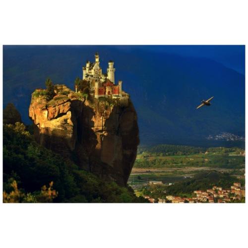 try castle01 - Sacca sportiva