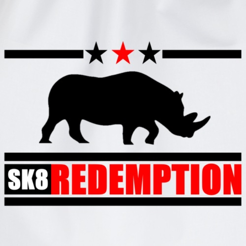 sk8 redemption Black 6 - Sac de sport léger