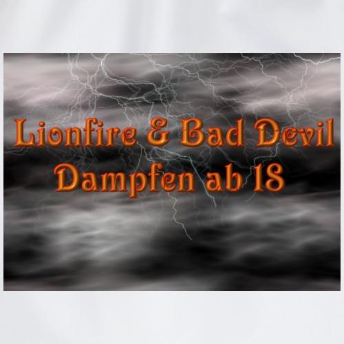 Lionfire & Bad Devil - Turnbeutel