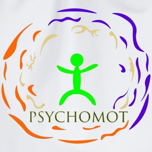 Green Psychomot Orange and Deep Blue - Sac de sport léger
