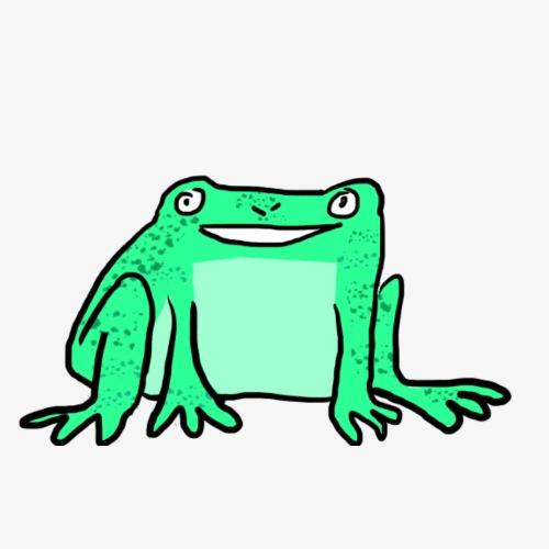 frog - Gymtas