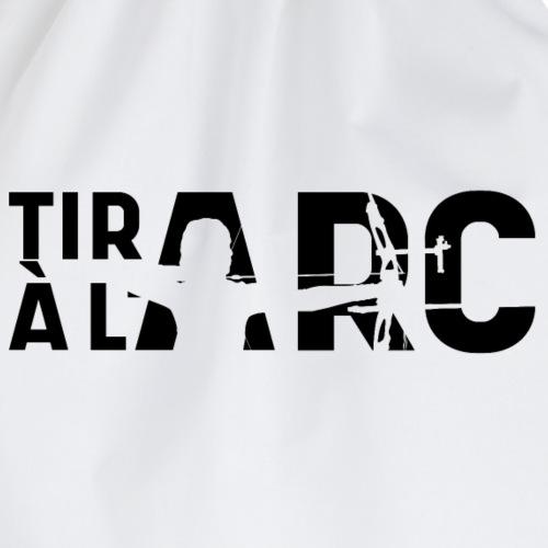 Tir à l Arc - Black - Sac de sport léger