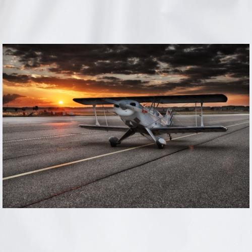 aircraft biplan pitts - Sac de sport léger