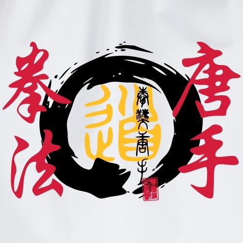 enso karatekempo - Turnbeutel