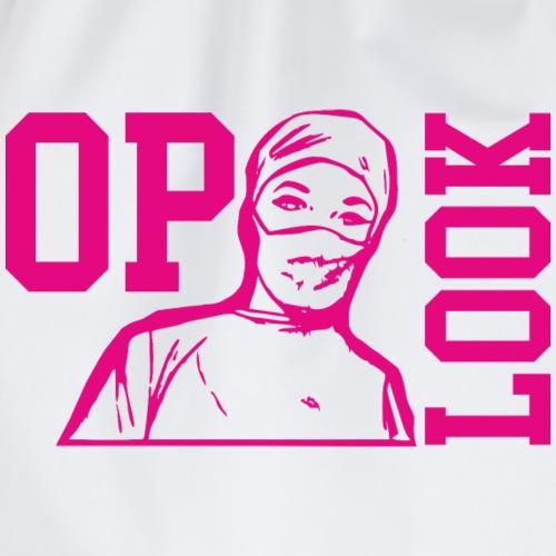 OP lookp - Turnbeutel