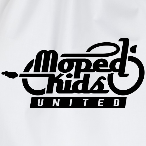 Moped Kids / Mopedkids United - Drawstring Bag