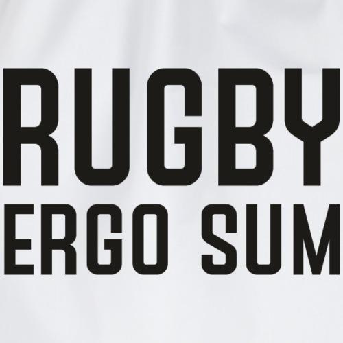 Marplo RugbyergosUM blk - Sacca sportiva