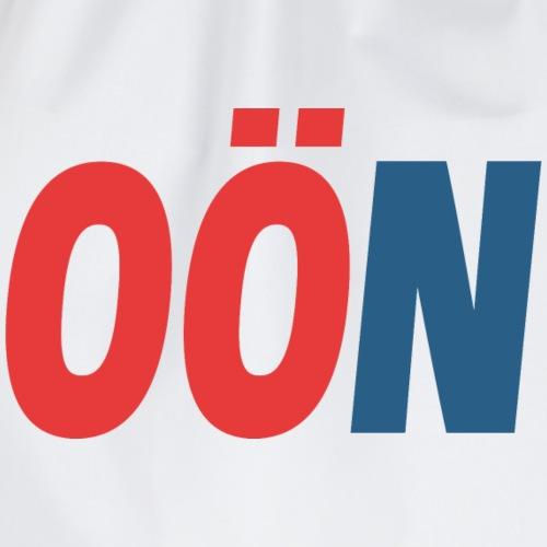 OÖNachrichten Logo - Turnbeutel