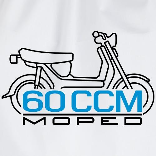 SR50 SR80 60ccm moped emblem - Drawstring Bag